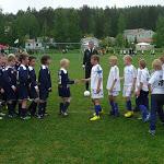 Jyväskylä cupia on pelattu vuodesta 1985 lähtien. Kuvassa Kari Saari vuodelta 2010.